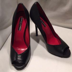 Charles Jourdan designer heels